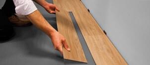 Hướng dẫn lắp đặt sàn Moduleo hèm khóa