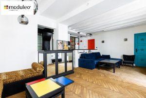 Ứng dụng phong cách bauhaus trong nội thất | MODULEO