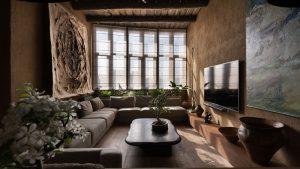 Phong cách nội thất Wabi Sabi, vẻ đẹp từ những chi tiết thô sơ